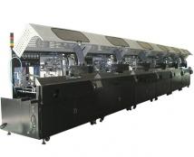 全自动六色丝印机